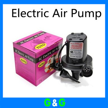 New arrival High Quality Electric Air Pump for Compressed Vacuum Space Saving Bag Storage free shipping