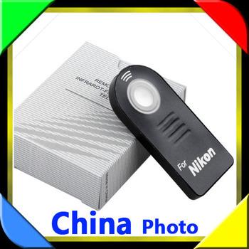 camera Wireless IR Remote Control for NIKON D7000 D5000 D3100 D90 D80 D60 ML-L3