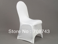The top quality white lycra spandex chair cover ( Push sale in  white colour + guaranteed quality   $2.29usd/pc)