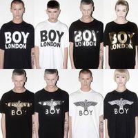 Fashion eagle boy london short-sleeve basic t-shirt lovers t shirt plus size classes