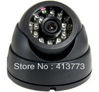 CCTV Security 420TVL CMOS Color 24 IR LED NTSC 3.6mm Lens Night Dome DVR Camera