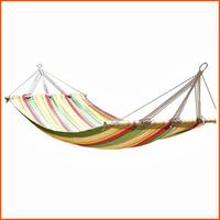2013 belt wooden sticks slammed hammock thickening canvas hammock quoined