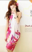 Dear lover rose red magicaf sexy fashion mantillas beach towel beach dress beach dress 40356