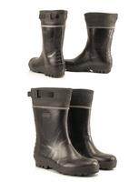 Rain boots popular men's fashion 36 - 47 male boots Men water shoes rain shoes