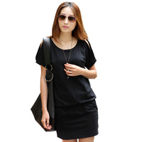 Casual  summer women's summer new 2013 plus size clothing summer mm  dress into the sex woman