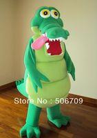 Hot sale   PROFESSIONAL CROCODILE    Mascot Costume Adult Character Costume Cosplay mascot costume