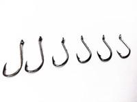 1box/Lot/160pcs Carbon Steel Fishing Hooks Fishing MUSTAD 92155 Same Style Hooks Size 3/0 2/0 1/0 1 2 3 4 5 Free Shipping Hooks