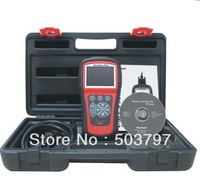 100% Original MaxiDiag Elite MD704 4 Systems Update Internet Engine ABS Airbag Transmission OBDII Diagnostic Scan Tool