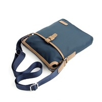 Fashion one shoulder cross-body vertical male fashion waterproof oxford fabric bag the trend of casual 2013 man bag