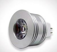 MR11 GU4 3W LED spotlight DC12V AC12V mini led bulb lamp for home lighting, free shipping