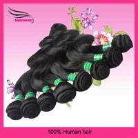 Brazilian Hair, Queen Hair products, Virgin Remy Hair, Body Wave, Mixed Length, 3.5OZ/ Bundle, 3pcs/lot  DHL Free Shipping