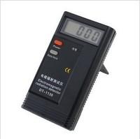 Factory Outlet free shipping DT-1130 lcd Digital Electromagnetic Radiation Detector Sensor Indicator EMF Meter Tester 4pcs/lot