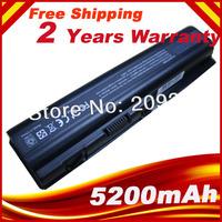 Laptop Battery for HP DV4 DV5 DV6 CQ60 CQ70 G50 G60 G60T G61 G70 G71 Series, P/N 484170-001 EV06 KS524AA KS526AA HSTNN-IB72