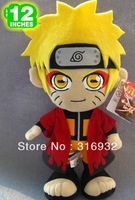 J1 JAPANESE ANIME Sage Naruto Uzumaki Plush Toy  33cm, 1pc  LIMITED!!!