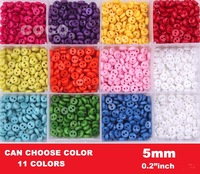 ZAKKA 5MM mini size sewing button, bulk buttons,sewing accessories,Resin Buttons wholesale(SS-1002)
