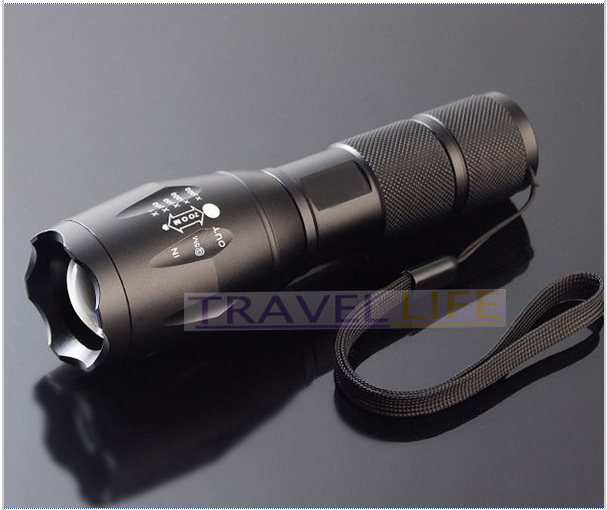 2000 Lumen Flashlight Led Cree XML XM-L T6 Torch Camping Equipment The Lamp Lamps Flash Light Waterproof(China (Mainland))