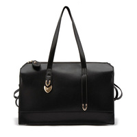 BIg sale Fashion fashion women's black vintage shoulder bag new arrival 2013 handbag messenger bag shaping bag Medium