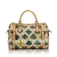 2013 new wave of female Messenger bag Handbags Women Polka Dot Retro 402 European and American fashion handbags