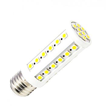 E27 220v-240v 7W 44pcs 5050SMD LED Corn Light,E27 E14 B22 5W LED Corn Light bulb lamp,44pcs 5050smd white/Warm White led lamp