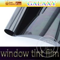 1.52*30m Car solar window film/self-adhesive Window Tint film/ side window safety protection film