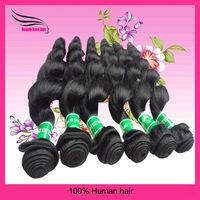 Brazilian Hair, Loose Wave, Virgin Remy Hair, Hair Extension, Grade 5A,12~28inch, 3.5OZ/ Bundle, 3Bundle/lot,  DHL Free Shipping