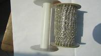 400 yards rhinestone cup chain  for Madam Melinda only