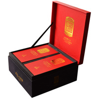 Tribute tea premium da hong pao tea gift box quality wuyi oolong tea