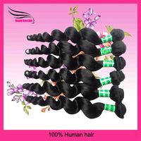 Mix Length Brazilian Hair, Loose Wave, Virgin Remy Hair, Hair Extension, Grade 5A,3Bundle/lot, DHL Free Shipping