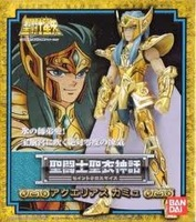 Saint Seiya Cloth Myth ACTION FIGURE gold saints aquarius Camus PVC 6'' HOT SALE free shipping