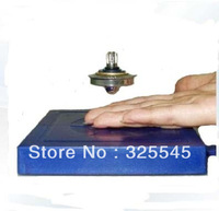 Magic UFO Magnetic Levitation Floating Flying Saucer spinning top novelty learning toys