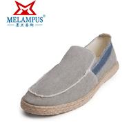 Men pedal canvas shoes vintage canvas shoes single shoes light linen 2013