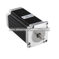 A908A 425oz-in 3A 112mm 1.8 Degree 0.89kg. cm2 4-Lead NEMA23  Hybrid Stepper Motor