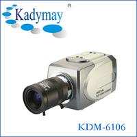 Easy Installation Indoor Color 1/3 Sony CCD 700TVL CCTV Camera, Camara Video