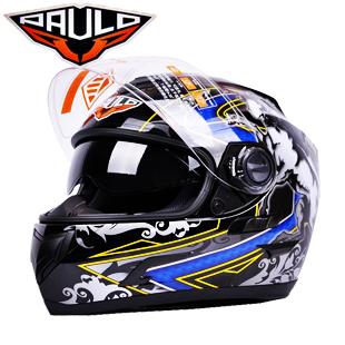 Paul paulo lens dual motorcycle helmet male speed reducer(China (Mainland))