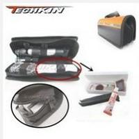 (Liang Package Tool Kit) 40601 TECHKIN bicycle tool set / bicycle mountain bike combination tool kit, pump / tire repair