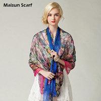Free shipping  real silk 180x110cm dubai muslim silk scarf