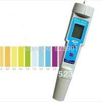 PH-618 Waterproof Digital pH Meter Tester Thermometer 0.01 PH Resolution ATC Electrode Dual Display