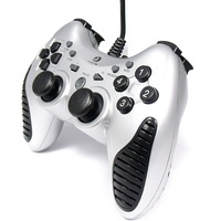 Free shipping  New Dual Shock USB PC Controller Game Pad Joypad Joystick Multi Players