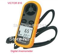 VICTOR 816 Digital Anemometer, Measure wind speed