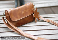 Free shipping Popular waist pack multifunctional bag cowhide cross-body small color bear bag euproctis c015