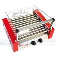 Wy-011 tube grilled sausage machine sausage machine hot dogs machine, big hot dog cooking machine hot dog warmer