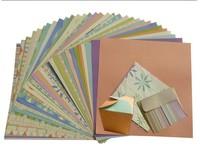 Creative Scrapbook Paper Classical Series / DIY Album Pattern Paper 305mm*305mm free shipping