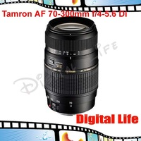 Tamron AF 70-300mm f/4-5.6 Di LD 1:2 Auto Focus Macro Zoom Telephoto Lens for Canon EOS