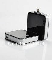 2pcs/lot--FREE SHIPPING !! 1800mAh Mobile Charger  for iPhone5, 8 pin Apple devices