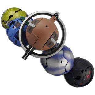 Toy full set 6 model apollo