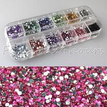 wholesale round glitter