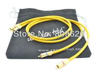 PAIR Van Den Hul The D -102 III HYBRID (Halogen F) Audio Cable 1M