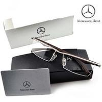 Commercial Men titanium alloy eyeglasses frame glasses myopia frame big ultra-light box eye frame box glasses