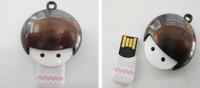 Free shipping,Wholesale full capacity Genuine 2GB 4GB 8GB 16GB 32GB cute toy model 2.0 Memory Stick Flash Pen Drive, P1023