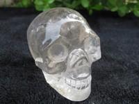 Natural Quartz Crystal Skull Carvings 20g--25g